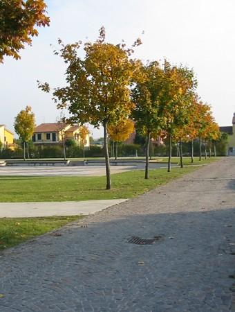 PUBLIC PARK OF VILLA GAZZETTA - VICENZA