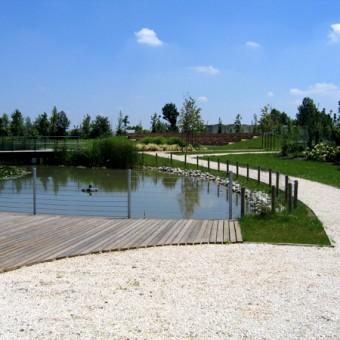 PUBLIC PARK OF LOREGGIOLA - PADOVA
