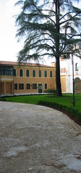 RESTAURO DEL PARCO DI VILLA RINA - CITTADELLA