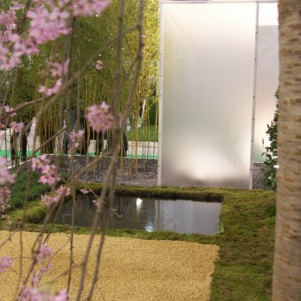 2011 - CONCORSO GIARDINI&giardini: WELLNESS SMALL GARDEN AND HAPPY GREEN CORNERS